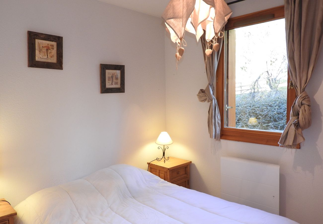 Appartement à Chantemerle - COQUET T3 COIN MONTAGNE POUR 6 PERSONNES PLEIN SUD